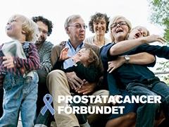 Prostatacancerförbundet Profilprogram och webbsida